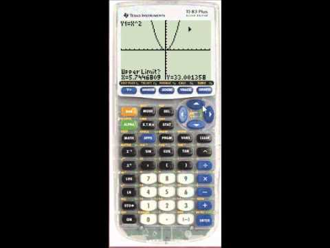 TI-83 Basic Tutorial
