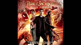 Percy Jackson - Sea Of Monsters [Soundtrack] - 14 - New Coordinates