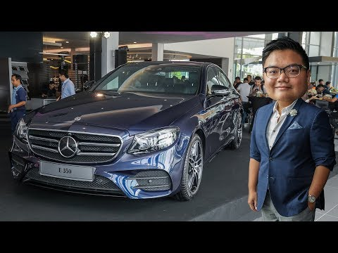 FIRST LOOK: 2019 W213 Mercedes-Benz E350 in Malaysia - RM400k