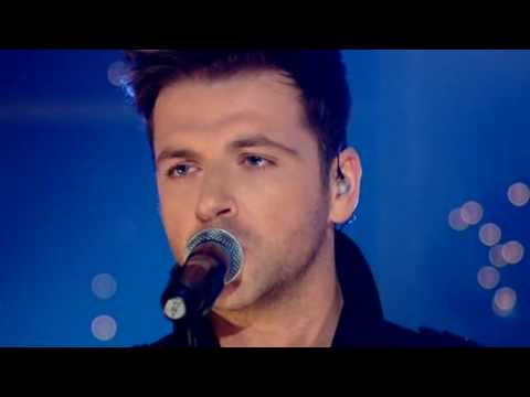 Westlife Performing What About Now on Alan Titchmarsh Show 15.12.09 part 1