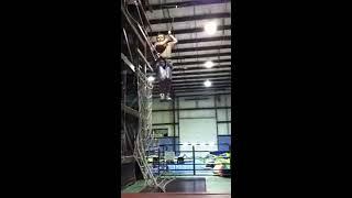 Jaret ray at ropes course thumbnail