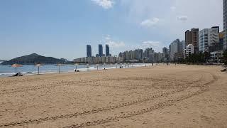부산광역시 수영구 광안리해수욕장 모습6