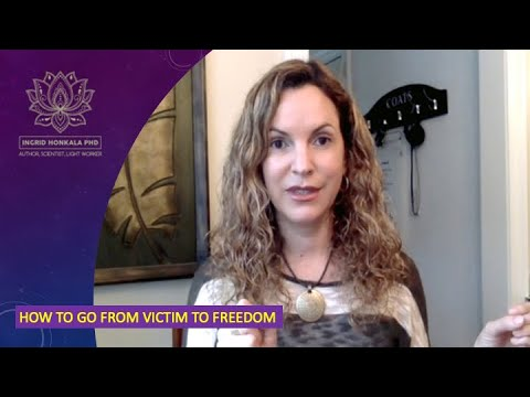 How to Go From Victim to Freedom