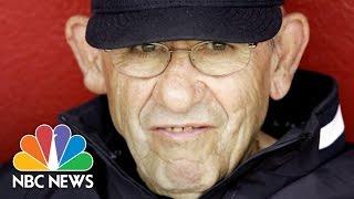 Yankee Stadium Honors Yogi Berra | Short Take | NBC News