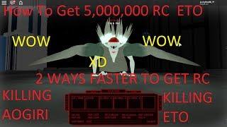 How to get Fast RC | Showcase Etok3/Eto Yoshimura & Owl | Roblox Ro-Ghoul 2019