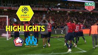 LOSC - Olympique de Marseille ( 3-0 ) - Highlights - (LOSC - OM) / 2018-19