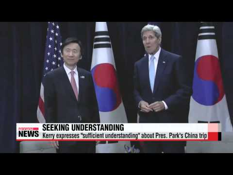 S. Korea, U.S. agree on importance of China′s role in dealing with N. Korea   한•