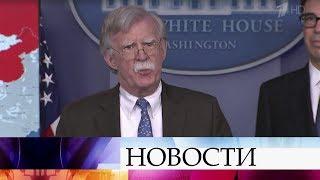 США намерены ввести против России пакет новых беспрецедентно жестких санкций.