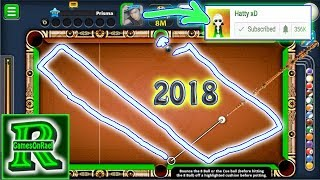 Hatty xD Next Top Channel | I never miss Insane Trickshots On Berlin🔥8 Ball Pool🔥- Full HD