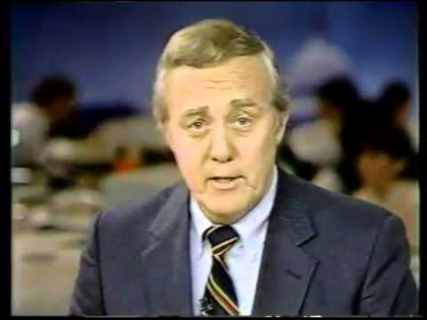 The Challenger Disaster: ABC News Live Coverage 11:38 A.M -