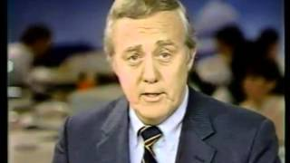 The Challenger Disaster: ABC News Live Coverage 11:38 A.M - 12:30 P.M Video