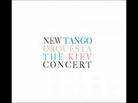 New Tango Orquesta - No Stop City
