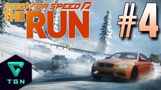 Need for Speed The Run: Historia completa   Gameplay en Español   Walkthrough Parte 4