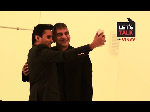 Let's Talk with Vinay I Biocon I Bangalore Edition I Prasad Bidapa I Entrepreneur I Fashion Show