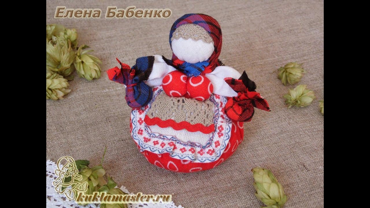 инструкция с фото как сделать куклу дома