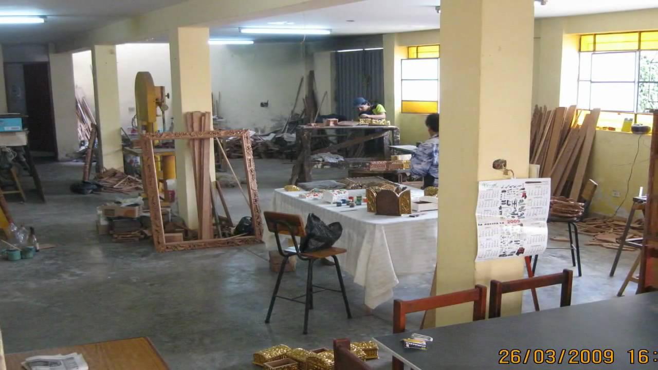 vendo marcos tallados en madera - YouTube