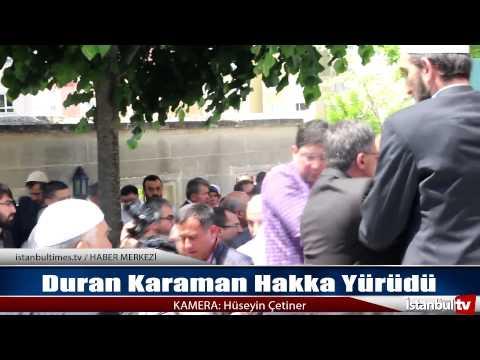 Duran Karaman Yurudu