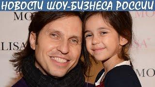 Александр Ревва балует свою старшую дочку Новости шоу бизнеса России