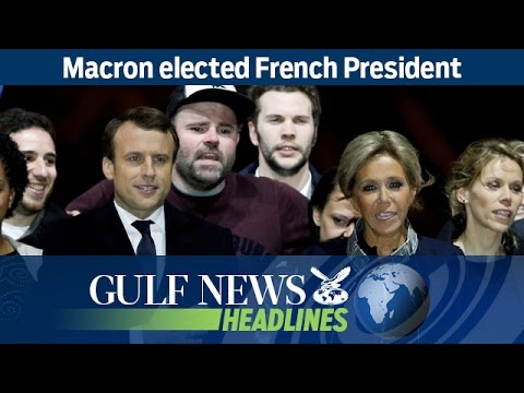Macron elected French President - GN Headlines