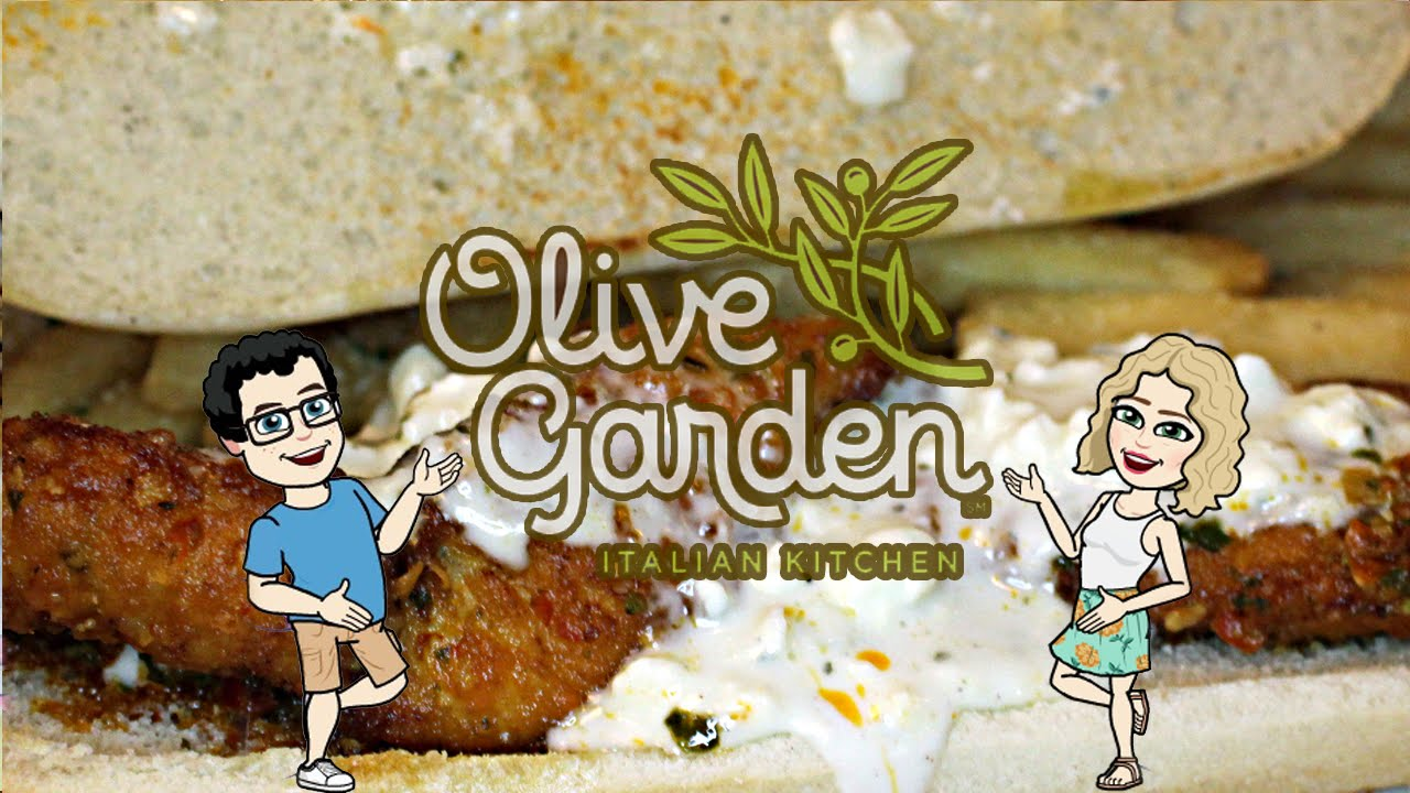 Olive Garden Breadstick Sandwiches Are Really Happening: Tasty Thursday: Olive Garden Spicy Chicken Calabrian