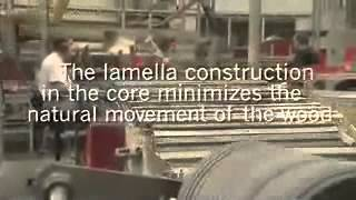 Паркетная доска Kahrs(Видео презентация шведского производителя натуральной паркетной доски Kahrs., 2013-03-06T06:26:59.000Z)