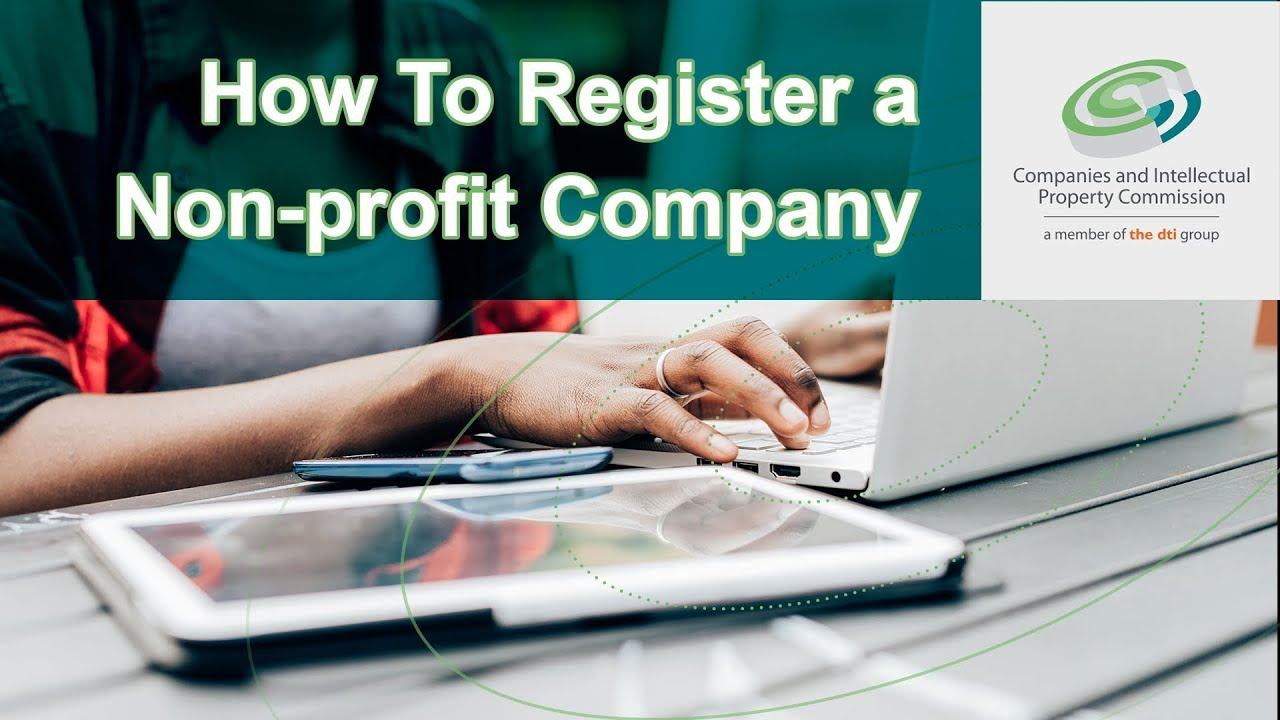 How to Register a Non-profit Company