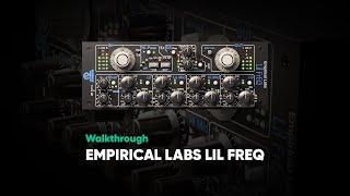 Empirical Labs Lil FrEQ Walkthrough – Softube