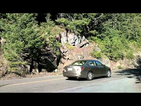 Mount Rainier National Park: Paradise to Packwood Washington Time Lapse Drive