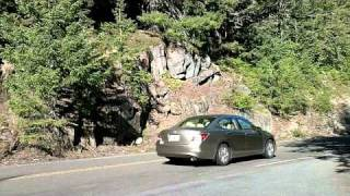 Mount Rainier National Park: Paradise to Packwood Washington Time Lapse Drive