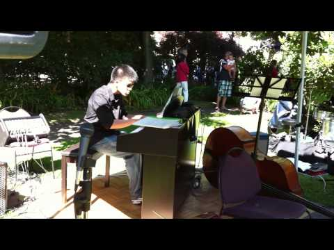 UBC Music Initiative - August 28 at Canuck Place super mario theme