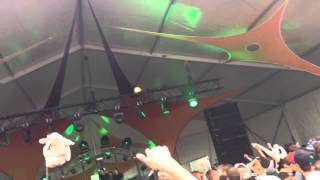 Caked Up - Smoke weed every day @ snowball 2014 Denver