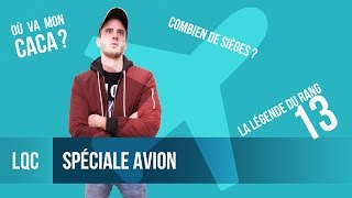 LQC - 6 QUESTIONS CONS DANS UN AVION ! thumbnail