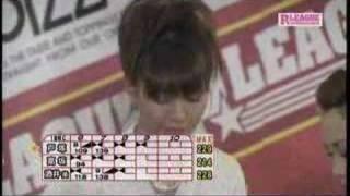ナショナルチームの戸塚里恵.