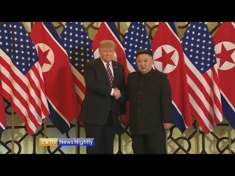 Trump administration confirms nuclear talks with North Korea - EWTN News Nightly