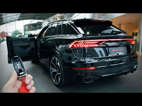 2021 Audi RS Q8 (600 HP) by CarReviews EU