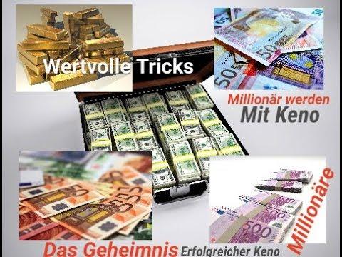 Keno Millionäre