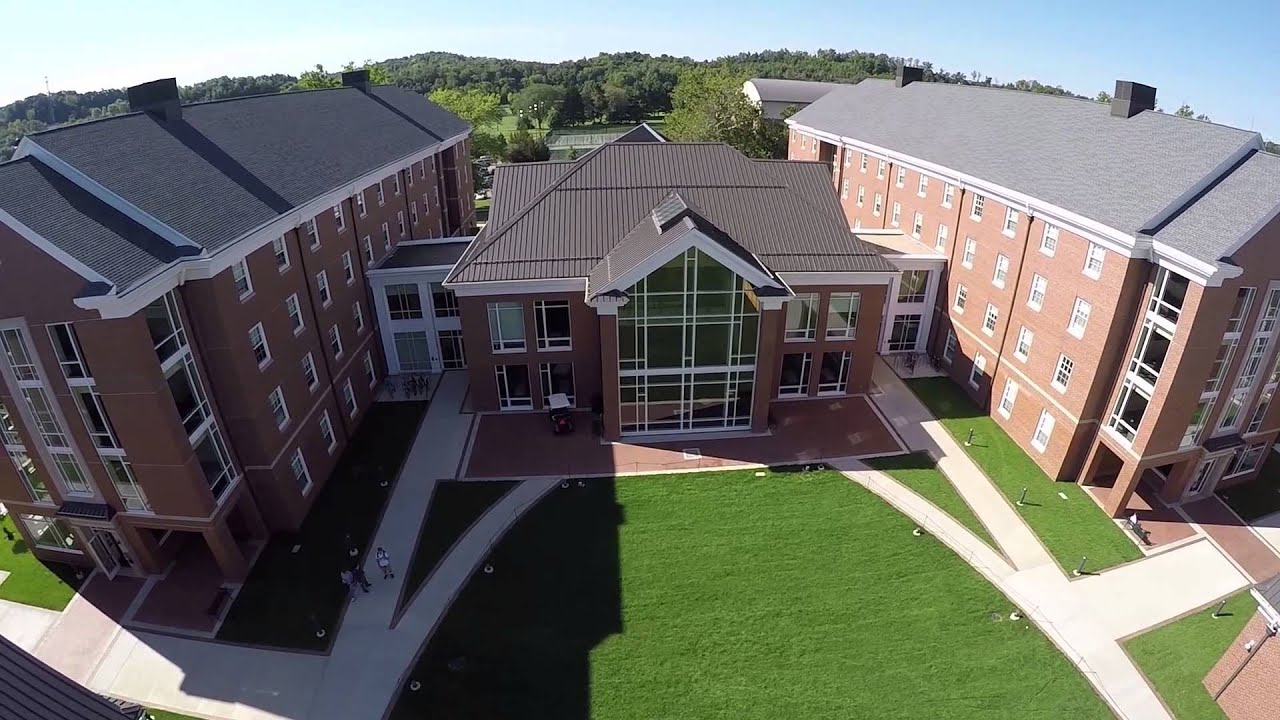 New Residence Halls 2015 || Ohio University Part 36