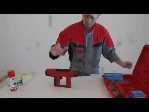 Пороховой монтажный пистолет Walte PT 950