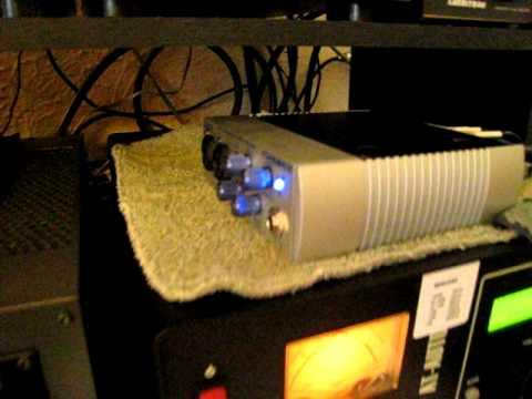 Flex Radio SDR-1000 and ProSonus FireBox