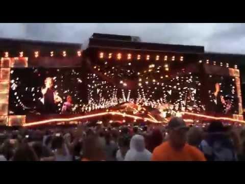 One Direction- Happily Live Berne, Switzerland Stade de Suisse 7/4/14