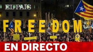 DIRECTO   Sigue la MANIFESTACIÓN de colectivos independentistas en BARCELONA