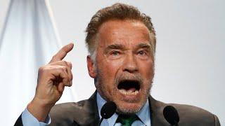 Klimakonferenz: Wie Arnold Schwarzenegger am liebsten die Welt retten würde