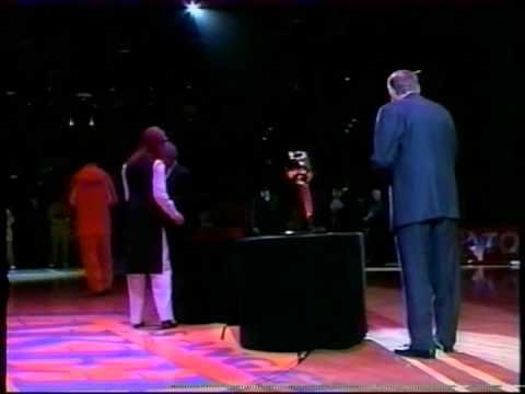 2000 Lakers Ring Ceremony