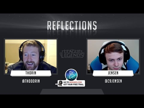 'Reflections' with Jensen
