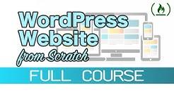 How to Make a Custom Website from Scratch using WordPress (Theme Development) - 2019 Tutorial