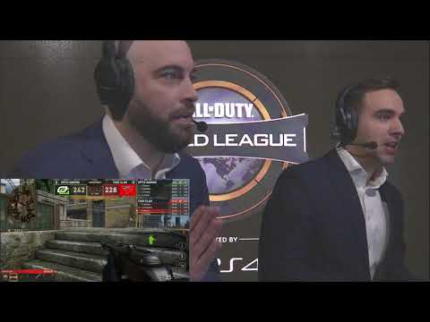 Caster Reaction: FaZe Clan's comeback over OpTic Gaming in the Grand Finals.