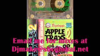 Apple Trax Vol 2 - Dj Quickmix Mike Chicago 90