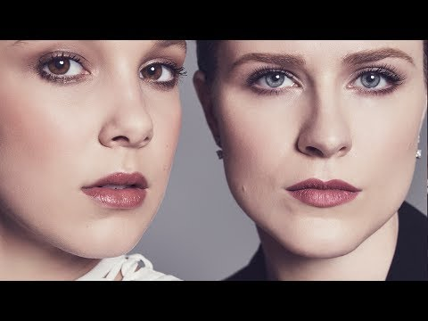 Millie Bobby Brown & Evan Rachel Wood - Actors on Actors (Fu