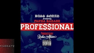 Bass Squad ft. Panda Badazz - Professional [Prod. By Radio Aktive] [New 2015]