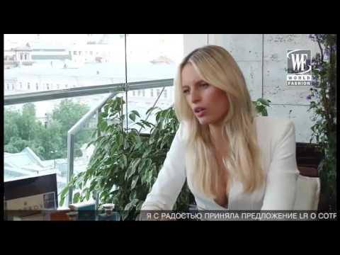 Entrevista Karolina Kurkova na World Fashion TV